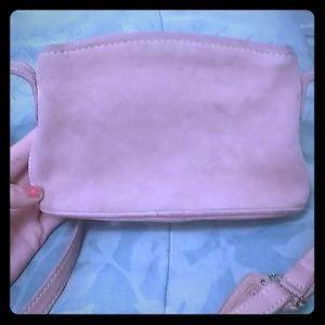 Coach lite pink handbag